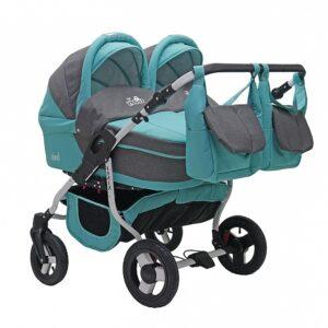 Wózki dla bliźniaków